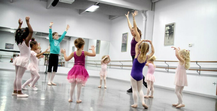 is a jazz dance class best for my toddler
