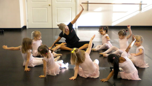 what makes a good dance studio for toddlers