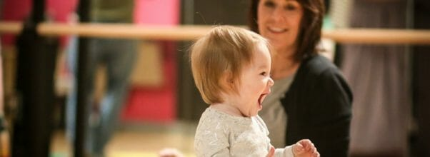 what to consider before choosing a baby dance class