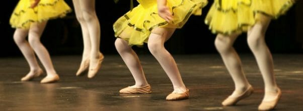 what to expect in a dance recital for toddlers