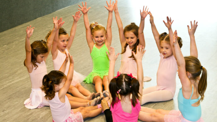 where should I enroll my child, recreational or competitive dance